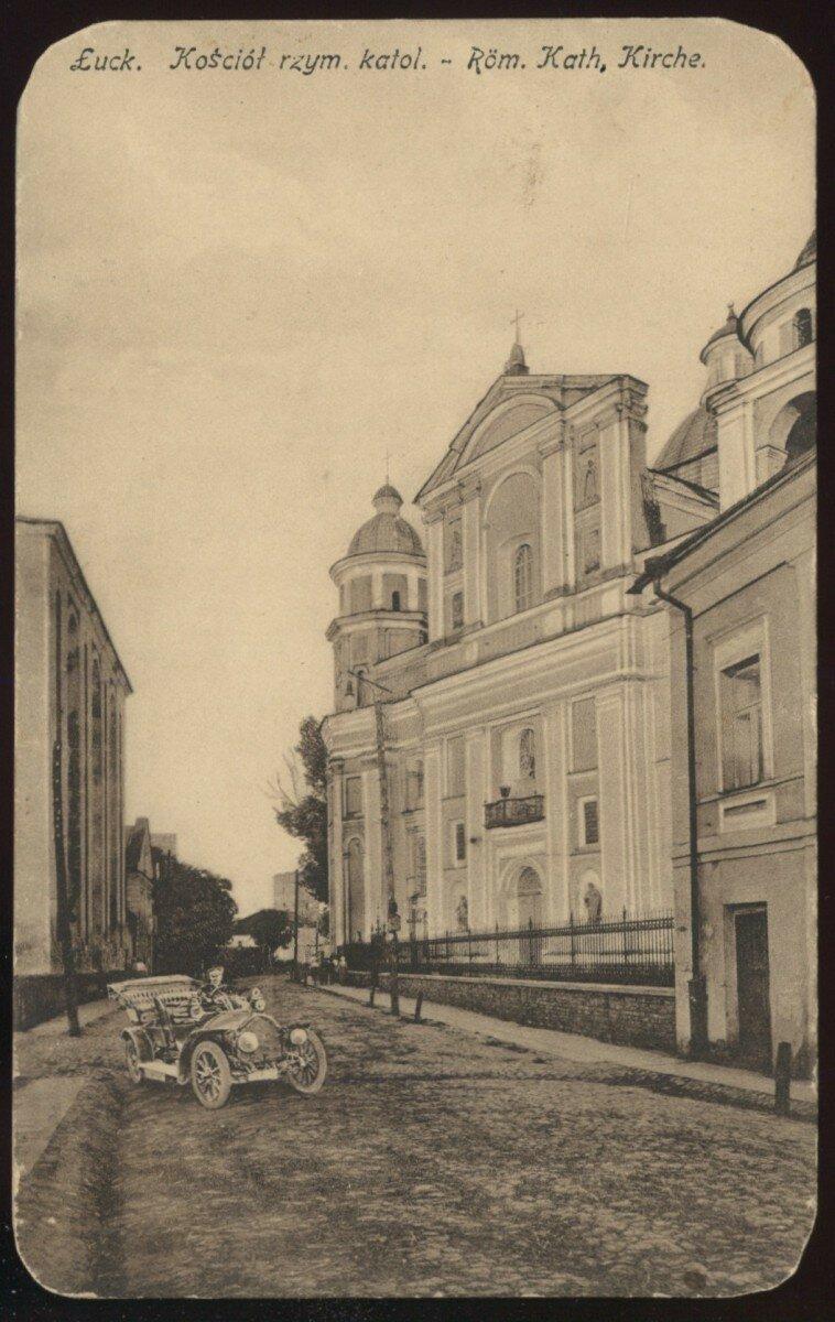 Римско-католическая церковь. 1916.