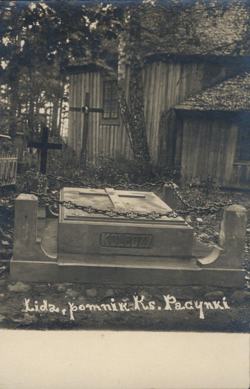 Памятник Пасынки