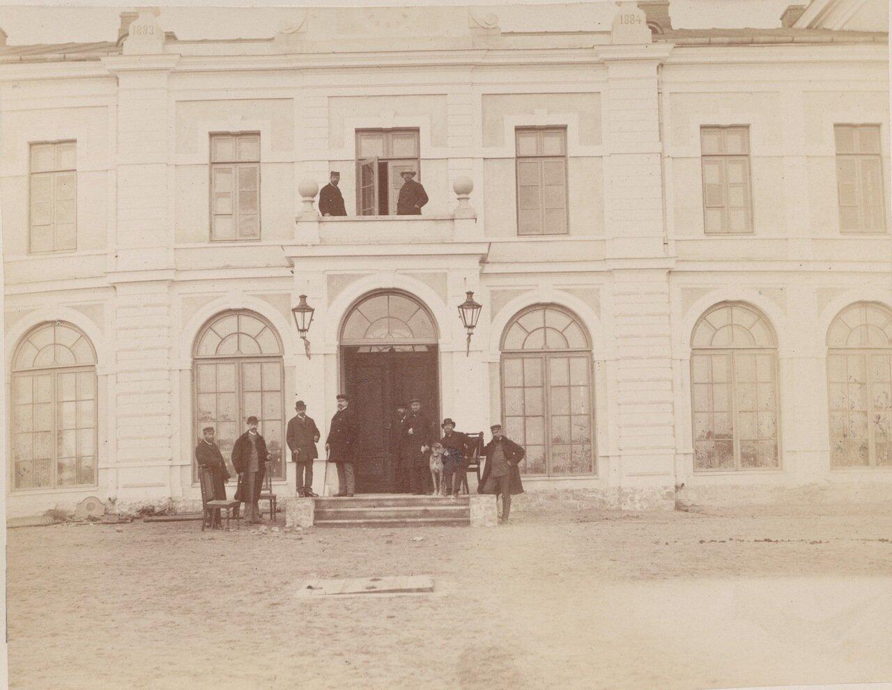 Вокзал в городе Кельце