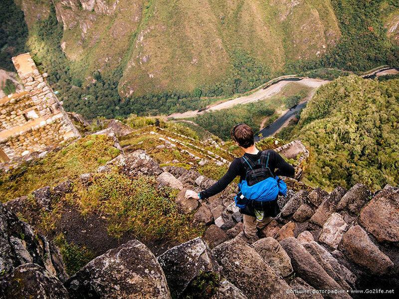 Пешеходные экскурсии по горному хребту Уайна-Пикчу
