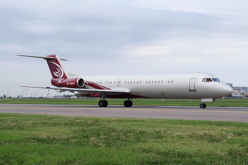 Fokker 100 (OE-IIB) MJet DSC_1470