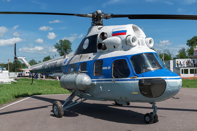Миль Ми-2 (RF-01018) D706481