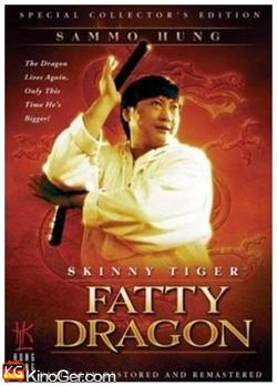 Skinny Tiger - Der Dicke mit der schnellen Faust (1990)