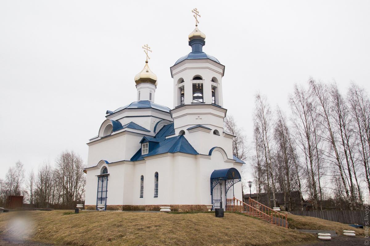 Церковь Архангела Михаила, alexbelykh.ru