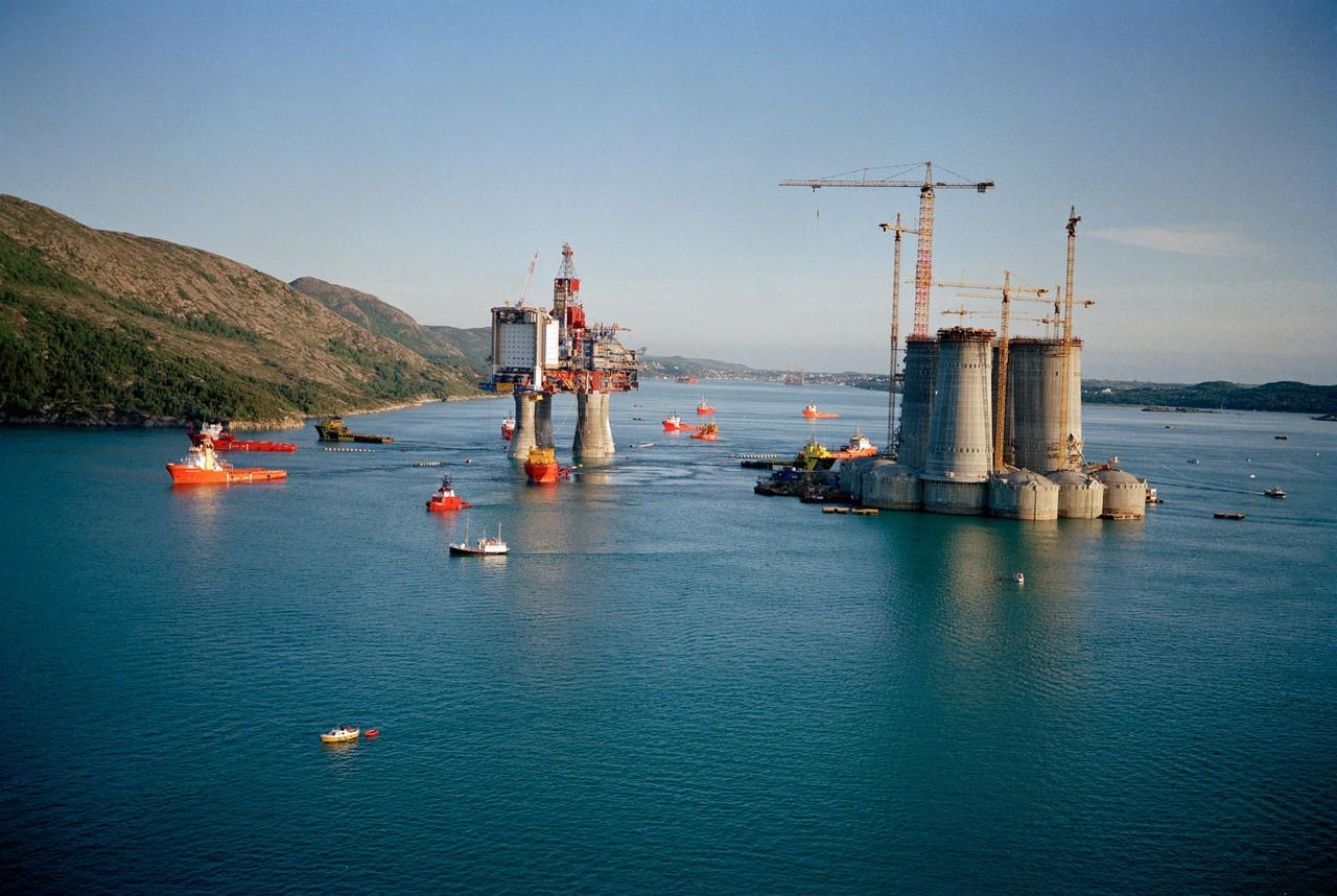Нефтяной Троль Сооружения,Технологии