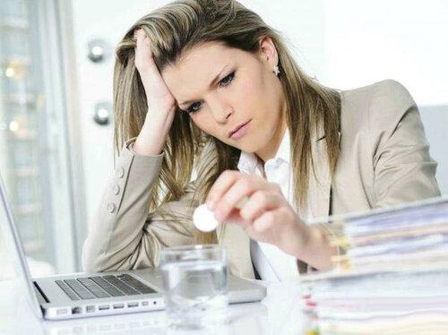 Женская карьера: меньше денег и больше стресса