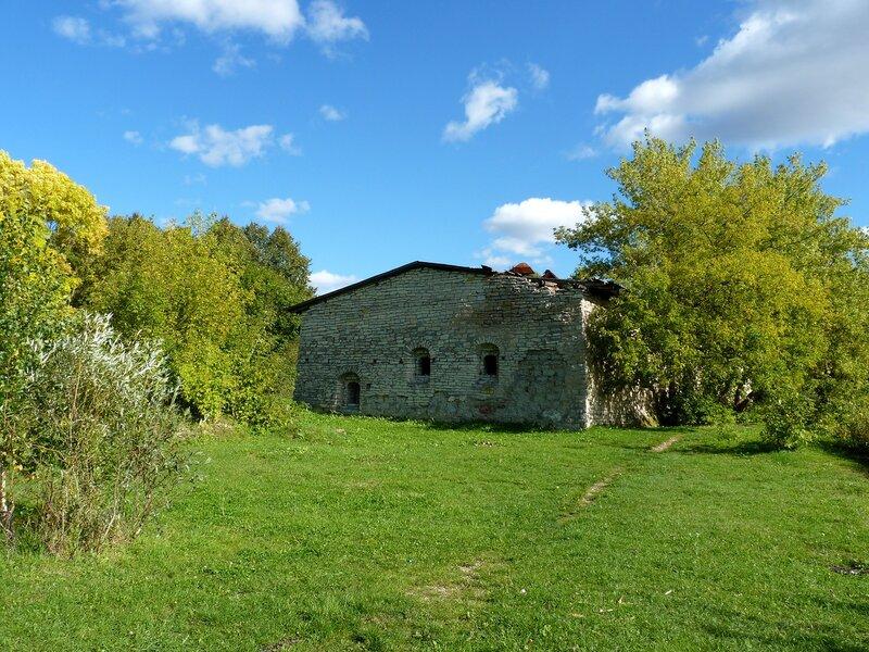 Здание кожевенного завода 17 века