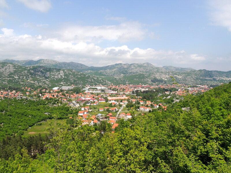 Цетинье, Черногория