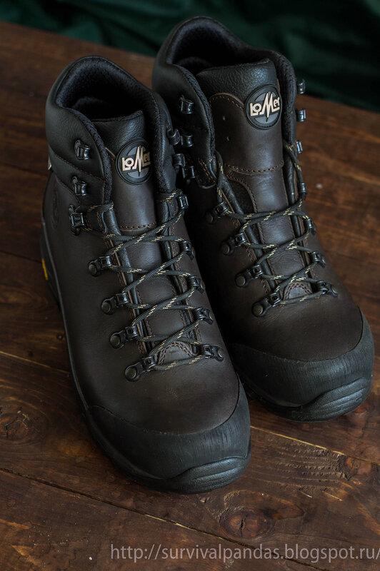 1e24a635 Обзор ботинок Lomer Tonale