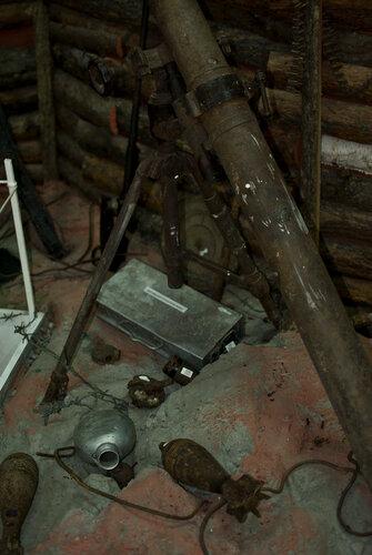 Ночь Искусств в станице Северской 3 ноября 2013 года