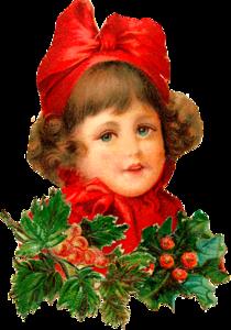 дети, рождество