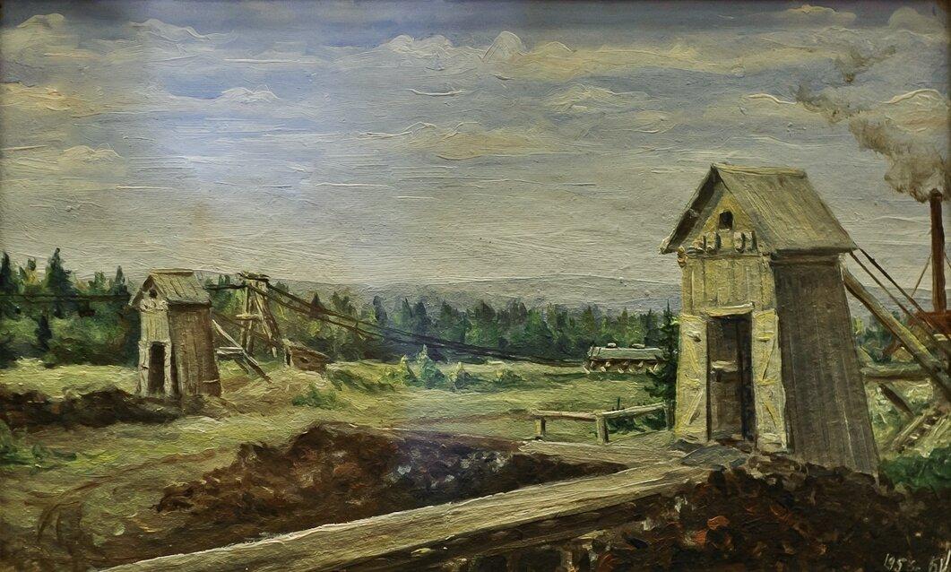 сергиевский рудник