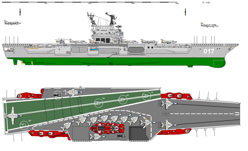 opinions on light aircraft carrier
