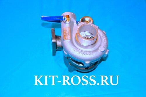 Турбокомпрессор  турбина GT25  CA4DF2-13 ТУРБИНА JAC 1083 ЖАК ДЖАК FAW 1061 ФАВ ТУРБИНА Foton 1089 1118010-541-JH30C