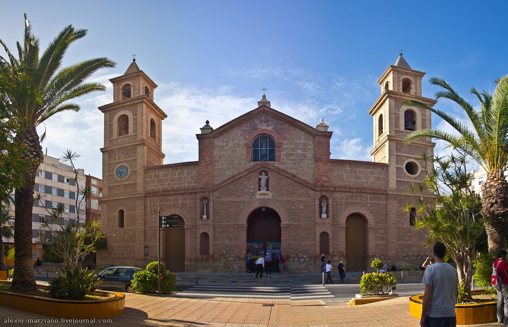 Испания, Торревьеха