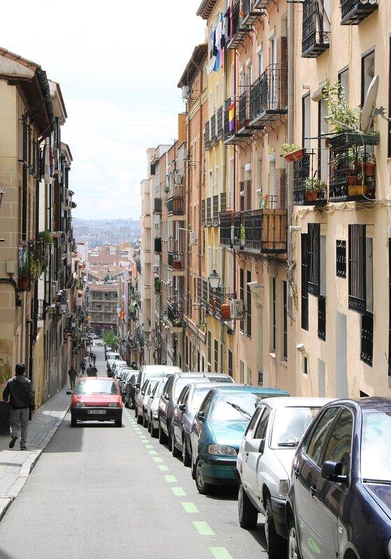 Madrid. Lavapies. Surita Street