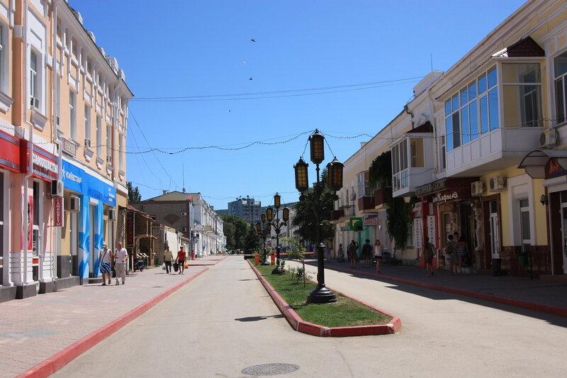 Крым, Феодосия