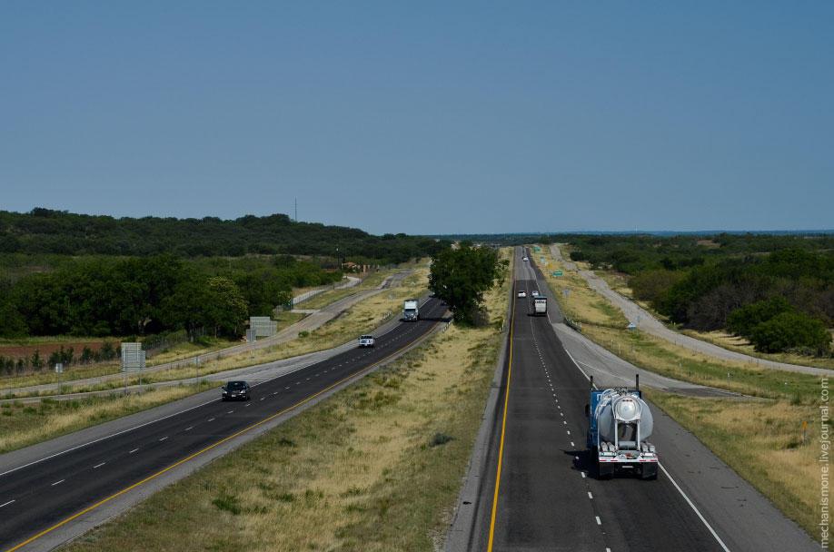 16. Небольшое отступление. Многие путаются между дорогами I и US, думая, что одни принадлежат правит