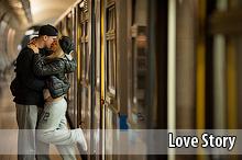 Love Story. Москва, Обнинск