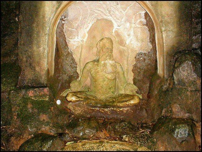 Святилище Уильяма Рикетса, австралийского гончара и скульптора
