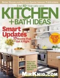 Журнал Kitchen and Bath Ideas - Fall 2015