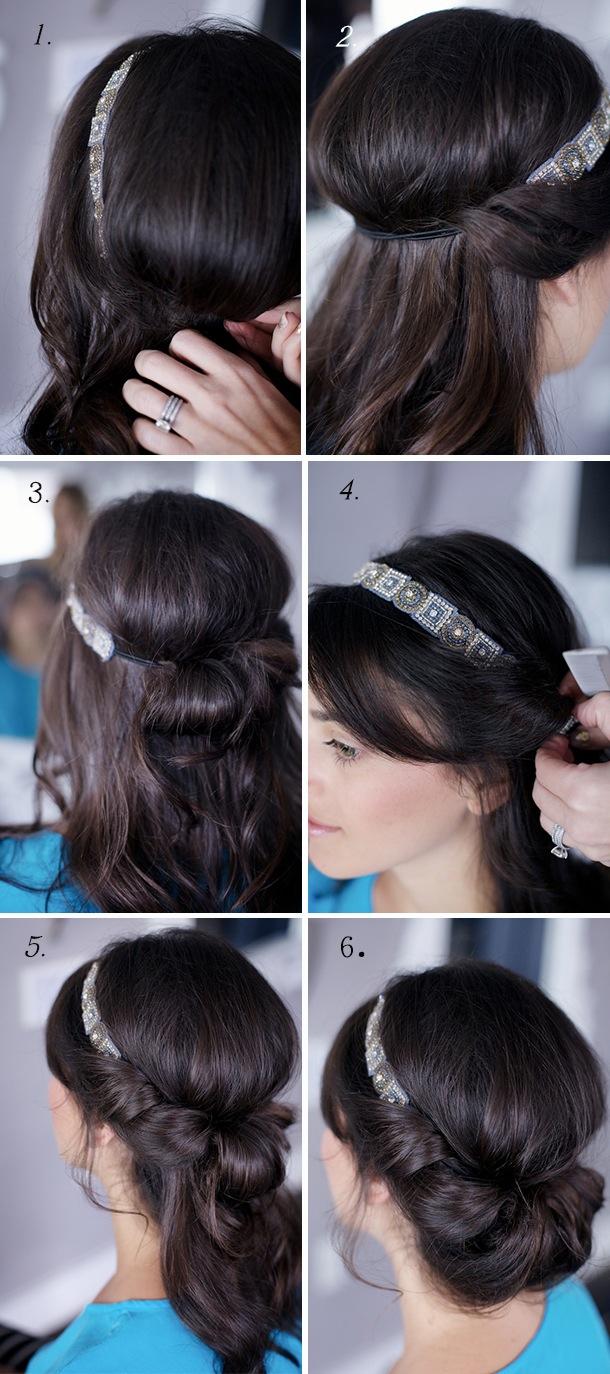 Простые модные прически из длинных волос