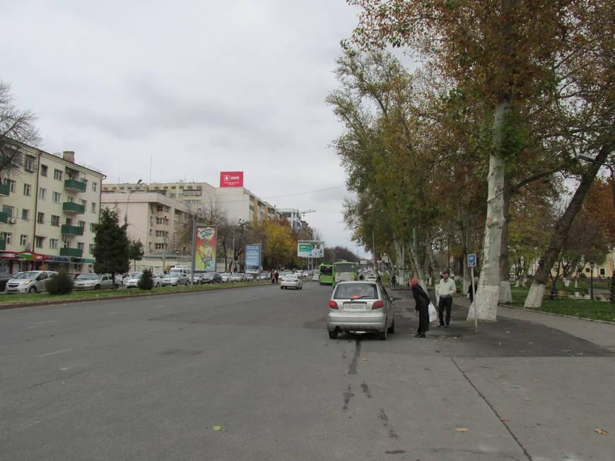 Улица бабура