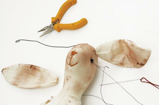Как сшить пальчики для текстильной куклы