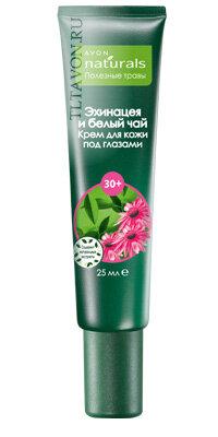 avon naturals крем для кожи под глазами 30+