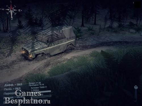 Spintires (русская версия)