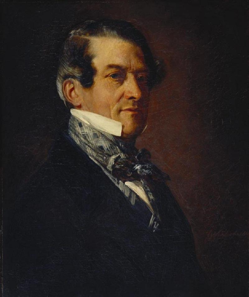 Кристиан Фридрих, барон Штокмар (1787-1863)