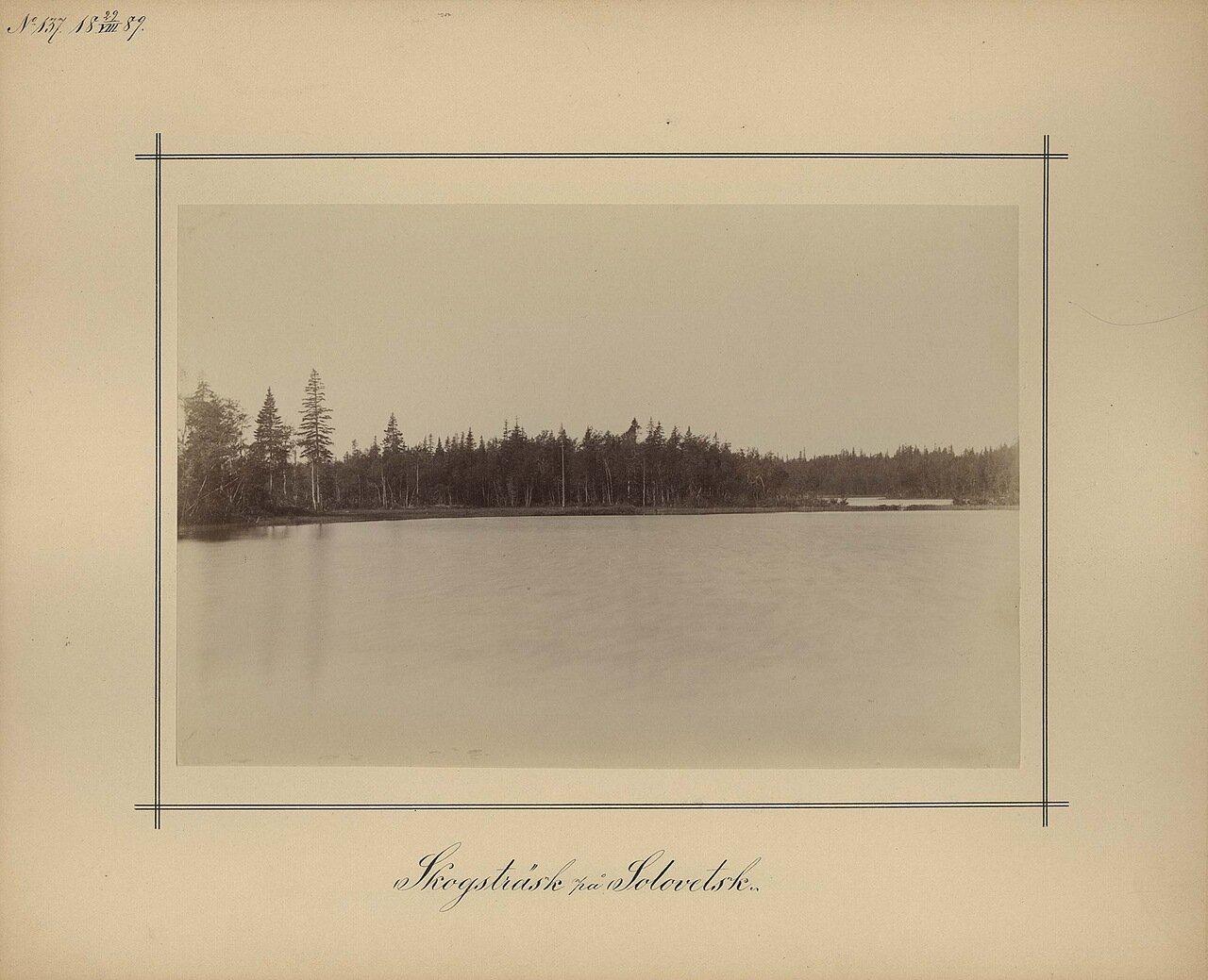 29.8.1889. Соловецкие острова