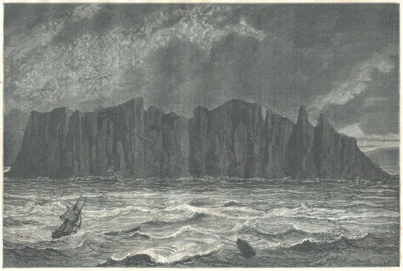 1872. Северный мыс