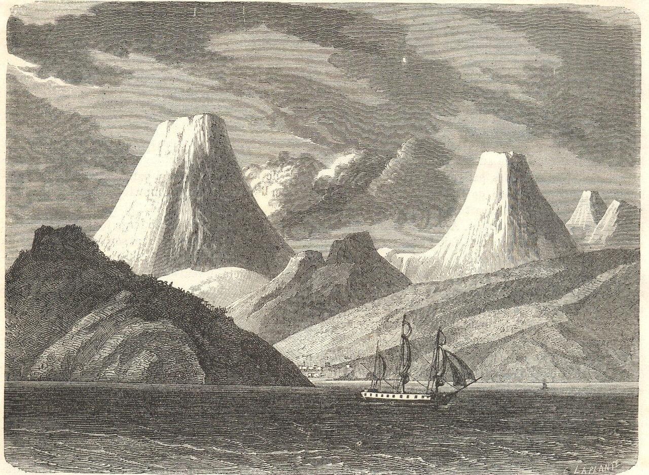 1863. Петропавловский порт