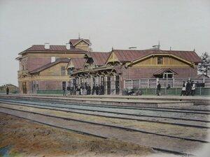 2. Станция II класса Орша