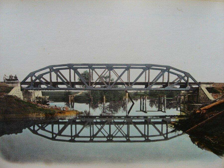 3. Мост через реку Бобр