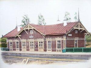 4. Станция IV класса Витгенштейнская