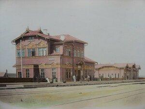 8. Станция II класса Столбцы