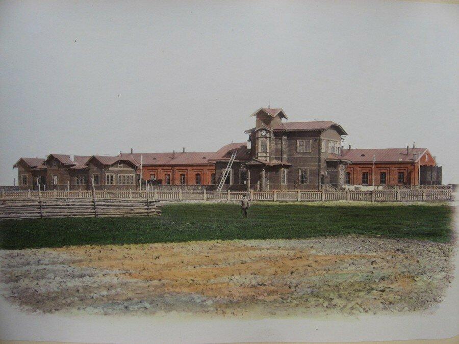 10. Станция Береза