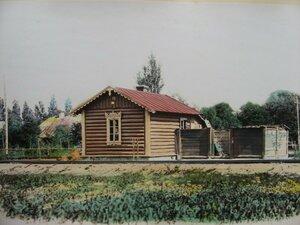 12. Типовая сторожевая будка