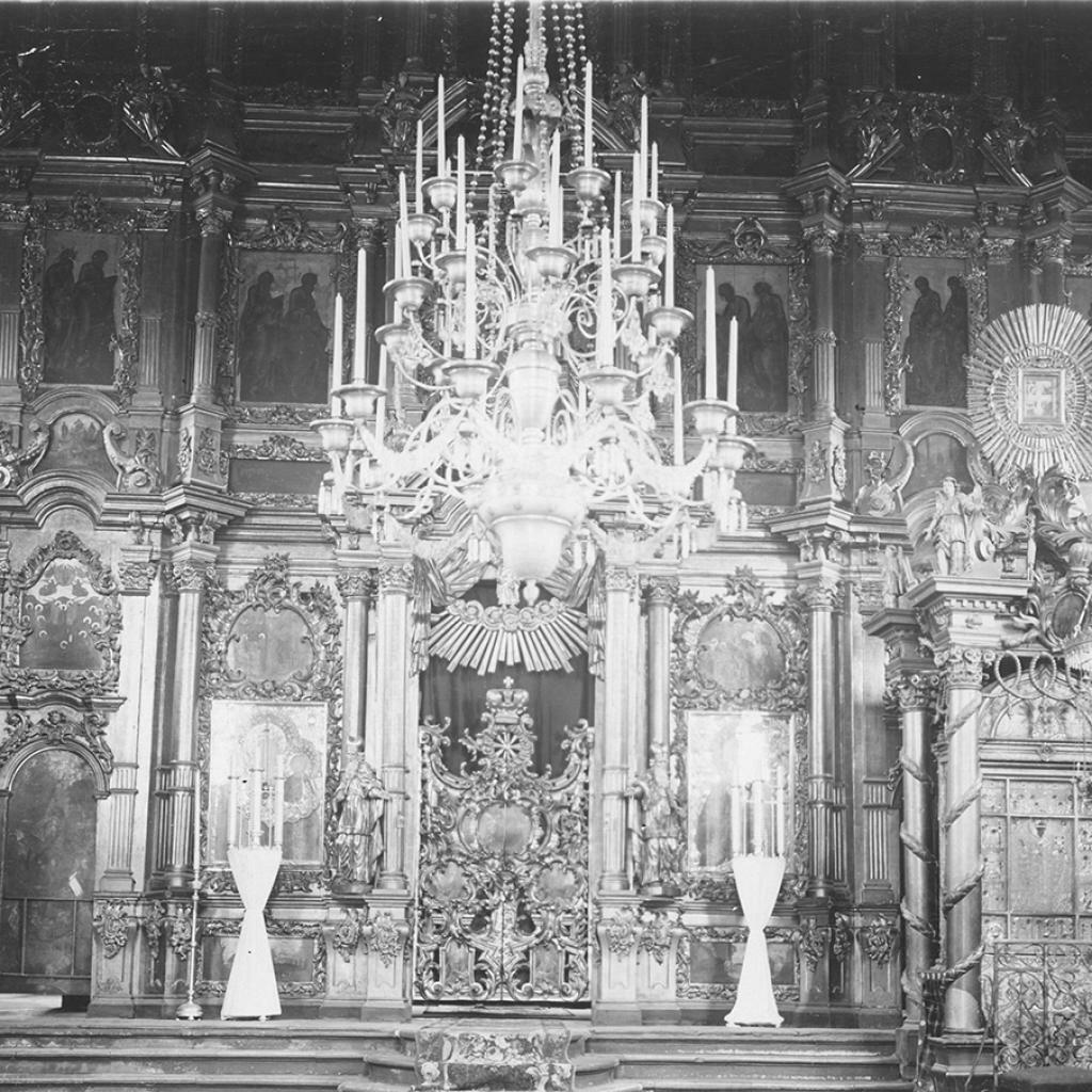Никольская церковь. Иконостас