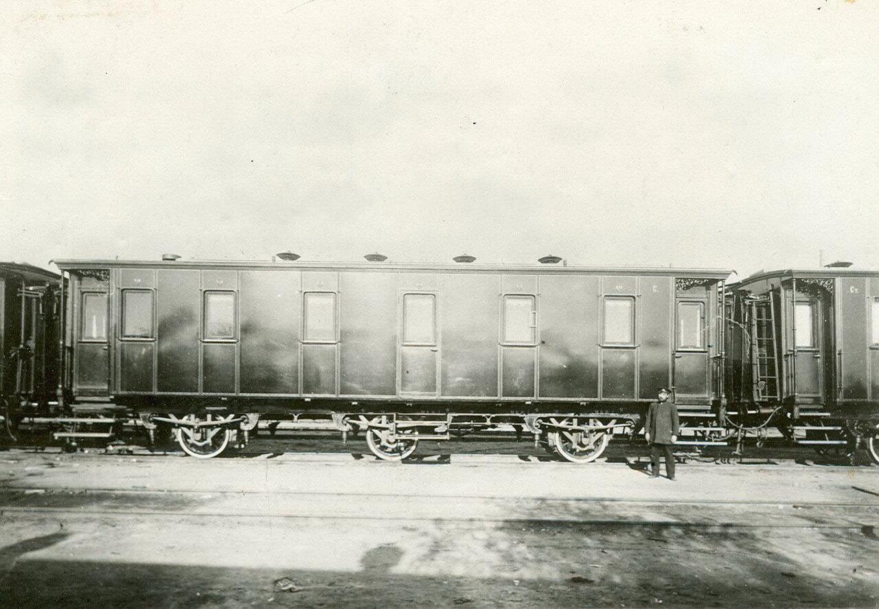 02. Внешний вид вагонов