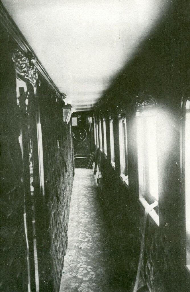 09. Внутренний вид вагона