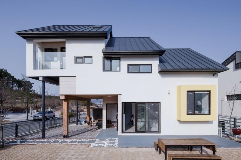 «Медленный дом» в Южной Корее