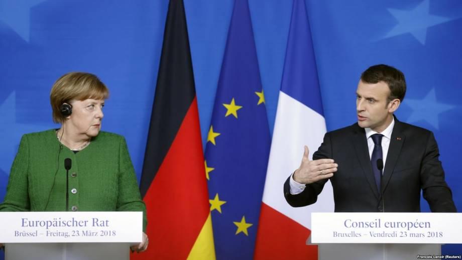 Макрон: атака в Солсбери требует решительного ответа со стороны ЕС