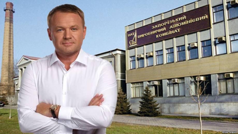 Часть Запорожского алюминиевого комбината отошла бизнесмену Кропачову еще до начала приватизации – «Схемы»