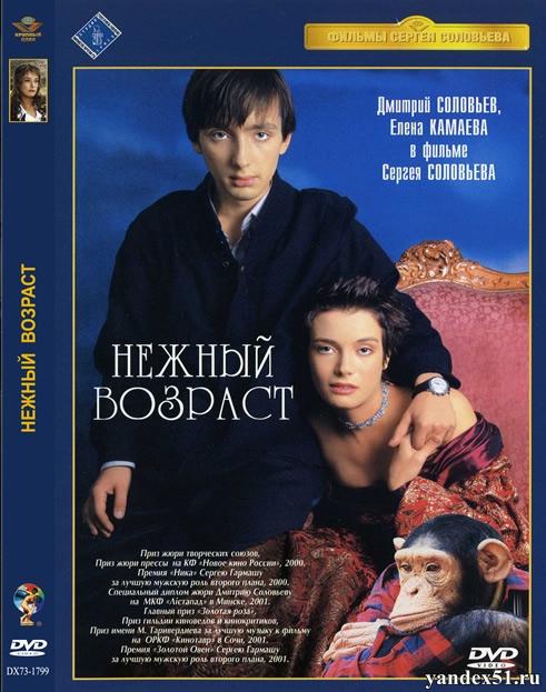 Нежный возраст (2000/DVDRip/AVC/DVD5)