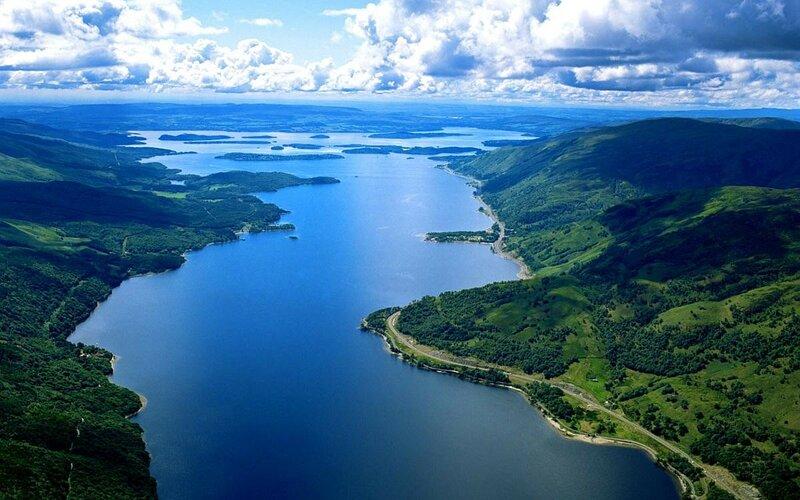 Озеро Лох Ломонд