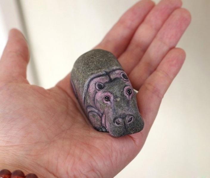 Ожившие камни Акие Наката