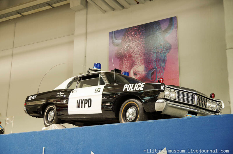 Автомобили в Музее техники в Зинсхайме